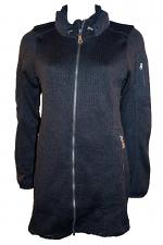 Suna Casual Fleece Parka With Hood