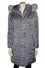 Ski Jacket With Fox Fur