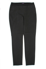Claire Pull On Legging, Gunmetal