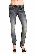 Womens Amy S43 Skinny Jeans