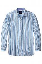 L/S Swizzle Stripe Shirt