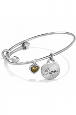 Art And Soul Sister Bangle