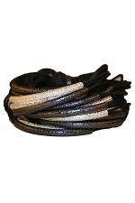 Sandblasted Tube Bracelet