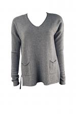 Sweater W-Pockets