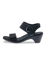 Low Heel With Velcro - Celine Sandal