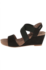 Barbara- Low Wedge With Straps