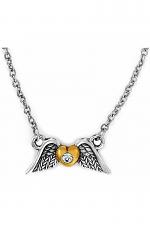 Devotion Angel Heart Necklace