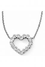 U R Loved Heart Necklace