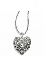 Mumtaz Heart Convertible Necklace