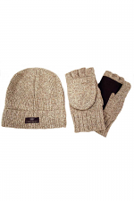 Men's Hat/Glove Gift Set