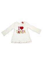 I Love Santa Tunic
