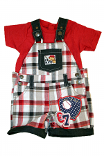 Boys 2PC Shortall Set