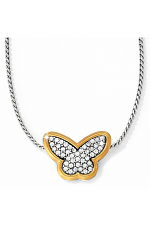 Massandra Butterfly Necklace