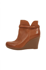 Womens Alexis Boot in Chestnut