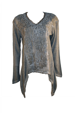 Asy Top W-Lace Front