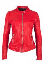 Yoruba Leather Jacket