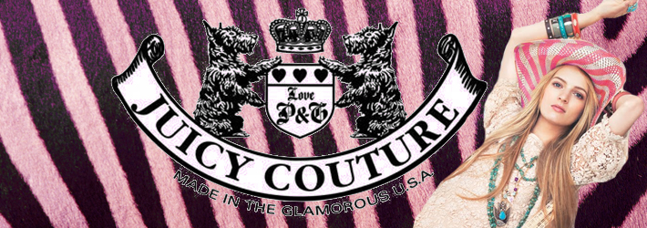 Choose Juicy Couture for the hottest celebrity styles