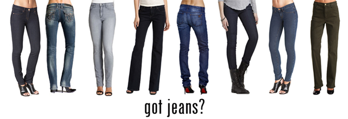 Premium denim jeans by J Brand, Jag, Not Your Daughter's Jeans, Joe's Jeans, Genetic Denim, 1921, Hello! Skinny Jeans, Rock Revival Jeans, True Religion